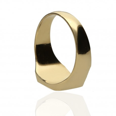 Sello macizo oro 18K